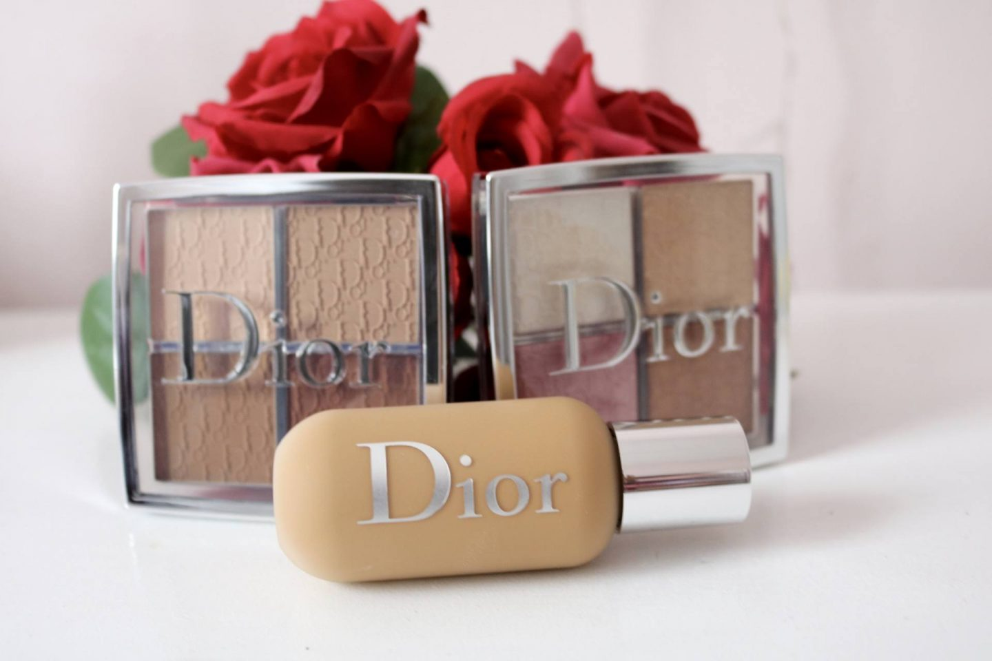 A Natural makeup look with Dior