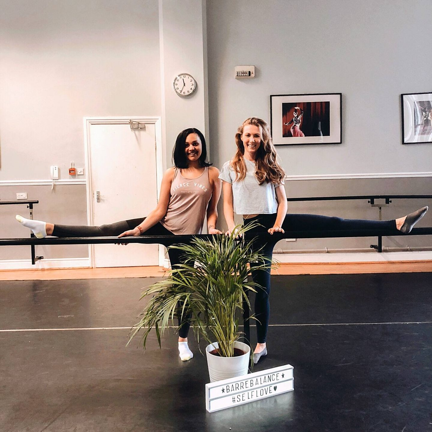Barre Balance: A Perfect class for the body and mind